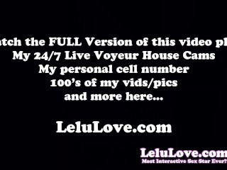 Porn VLOG w/ Two Creampies Sniffing Asshole Upskirt Cuckold JOI Feet Soles and more – Lelu Love