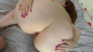Anal with a BBW MILF with big ass, big boobs and hairy pussy
