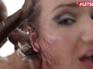 HerLimit – Nataly Gold Slutty Russian Brunette Rough Anal Fuck With BBC – LETSDOEIT