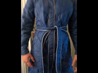 WHAT'S UNDER THE COAT?! | EUF