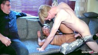 Cuckold Watch German Mature Wife Fuck Monster Cock Boy