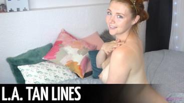 L.A. Tan Lines