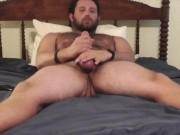 TUGG-SPEEDMEN HAVEN'T BUSTED IN 4 DAYS WATCH ME BLOW A MASSIVE THICK LOAD ALL OVER MY FACE