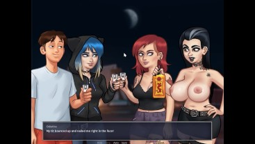 Summertime Saga Part 24: Eve's Wild Party