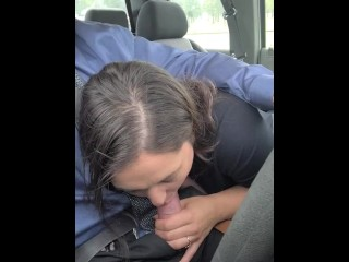 How about a hand job and some road head/ blow job with a throatpie