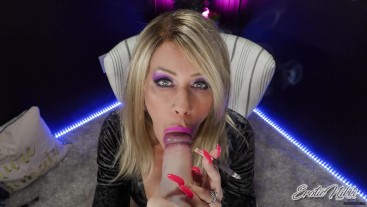 Erotic Smoking BlowJob - Nikki Ashton