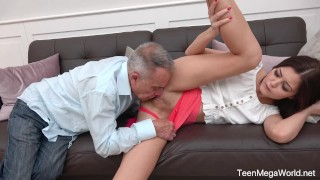 Old-n-Young – Cindy Shine – Check my tail and pussy!
