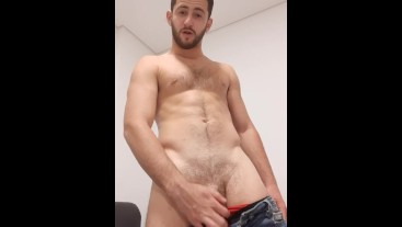 amateur dominant hairy ALPHA MALE roughly humiliates you