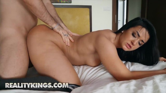 Reality kings clothed female nude male Realitykings - gorgeous college babe sofia the bum rides classmates cock until she orgasms
