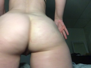 Shaking My Oiled Up Booty In Your Face