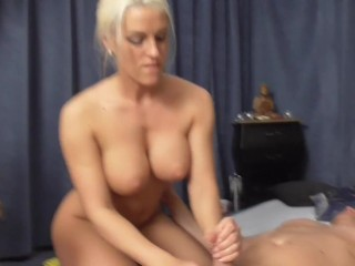 goddess empire give her master a blowjob and spit his sperm on slave quasimodo
