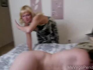 Big Booty Babe Virgo Peridot Gets Caught Fucking Older BBC