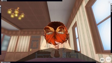 3D HENTAI POV Redhead Girlfriend Sucks Your Cock