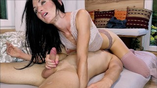 KINKY TIME! ORGASMIC 69 CUMMING TO MOUTH at the SAME TIME - Mr Pussylicking