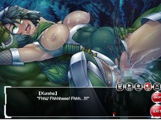 [Awakened Beast] Kureha Soga H-Scene 02 (Taimanin Asagi Battle Arena ENG)