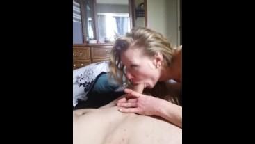 Romantic suck and fuck from my nurse ex girlfriend