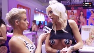 TIK TOK OR INSTAGRAM?! AVN 2020 | CAM4 Radio