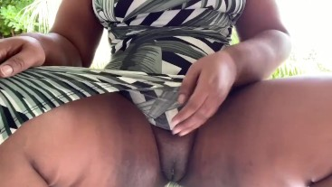 Indian BBW Finger Fucks Her Chubby Pussy