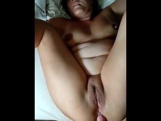 Thick MILF deep anal insemination – BeckyTailor