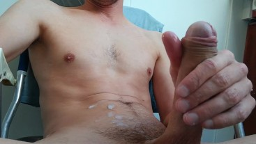 First cum in my new house