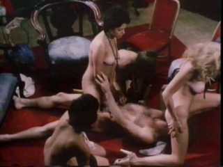 Classic Porn's Ultimate Group Sex Comp