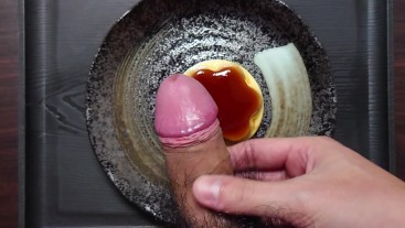 CUM ON THE PUDDING【Japanese】