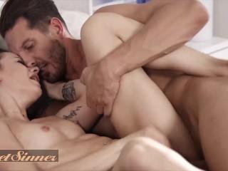Sweet Sinner – Skinny small tit cheater Naomi Swan has a Forbidden Affair