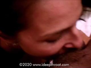 """iDeepthroat"" – DATE NIGHT includes ANAL SEX Tonight"