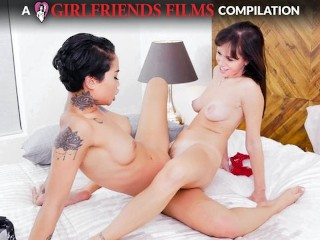 Scissoring Compilation Part 2 – GirlfriendsFilms
