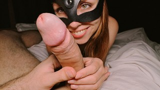 DELICACY SPERM – MY BEST SUPPER IN BED AT NIGHT Mmm how I love to PLAY WITH IT! OCP CIM POV CUMPLAY