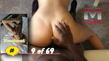 Project 69 - PAWG rides Big Dick Like a Champion   9 of 69