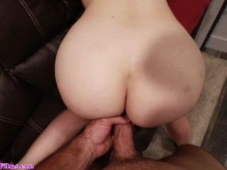 Seduced by My Girlfriends Hot Mom – Jane Cane – Shiny Cock Films