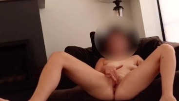 fingering myself, moaning and cumming on my vibrator. the rest of the 8 min video on my only fans