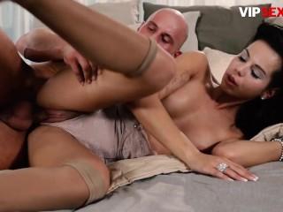 PinUpSex – Ferrera Gomez Seductive Czech Beauty Enjoys Erotic Fuck With Her Lover