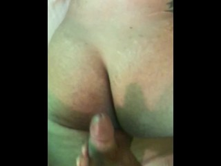 Got Morning Wood So I Sneaked in on my StepSister and Try Fuck Her THICK Wet Pussy!