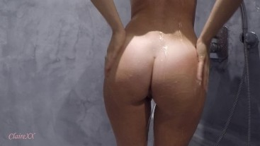 Hot shower sex with Claire