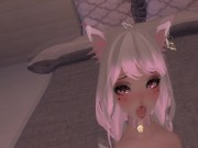 VRchat erp Nyaa~