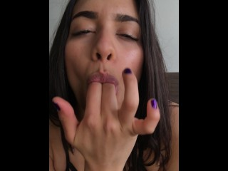 "CEI JOI Spanish (English Subtitles) – ""I want you to watch me while you jerk off"""