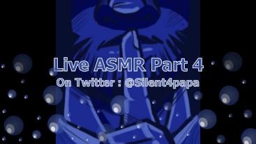 Live ASMR part 4 8/3/20