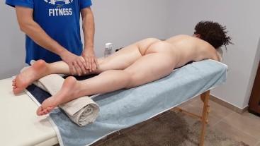 Amateur full body massage - part 1