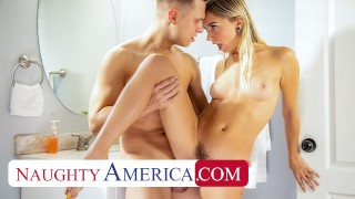 Naughty America – Chloe Temple can't hold her urges any longer and fucks her friend's hot brother