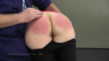 Luca Bella's otk spanking 1509