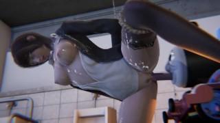 Thomas The Fuck Engine - 3D Porn