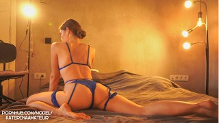 I make love to myself and have the strongest orgasm KaterinaAmateur 4K