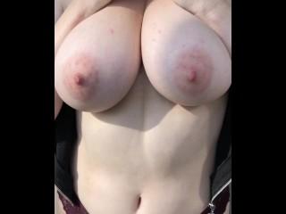 Big Natural Titty Drop :)
