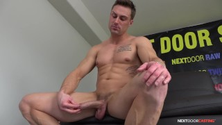 NextDoorCasting - Personal Trainer's Casting Couch Audition