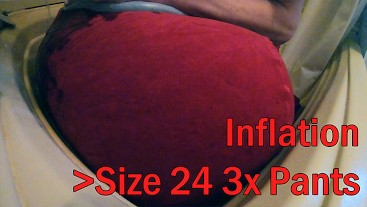 WWM - Size 24 Pants Inflation