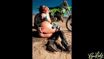 Dirt Bike Photoshoot