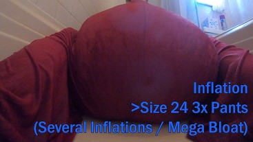 WWM - Red Pants Sitting and Max Inflation