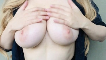 Big natural titty drop 2:)